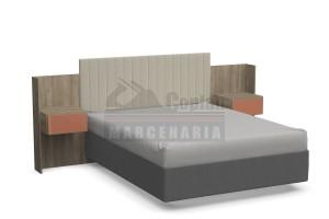 CABECEIRA PARA BOX COM CRIADO MUDO